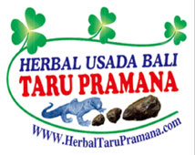 Logo Herbal taru Pramana